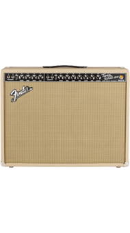 COMBO FENDER '65 TWIN REVERB LTD EDITION BLONDE & WHEAT - 021-7300-400