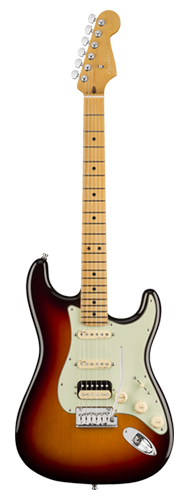 GUITARRA FENDER AM ULTRA STRATOCASTER HSS MAPLE 011-8022-712 ULTRABURST