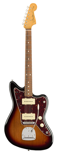 GUITARRA FENDER VINTERA 60S JAZZMASTER MODIFIED PAU FERRO 014-9763-300 3-COLOR SUNBURST