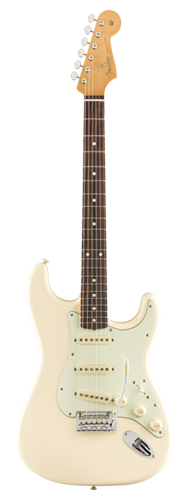 GUITARRA FENDER VINTERA 60S STRATOCASTER MODIFIED PAU FERRO 014-9993-305 OLYMPIC WHITE
