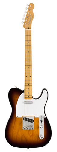 GUITARRA FENDER VINTERA 50S TELECASTER MAPLE 014-9852-303 2-COLOR SUNBURST