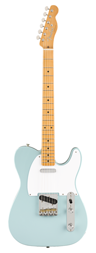 GUITARRA FENDER VINTERA 50S TELECASTER MAPLE 014-9852-372 SONIC BLUE