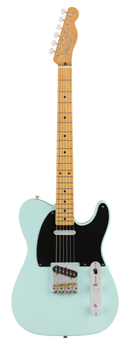 GUITARRA FENDER VINTERA 50S TELECASTER MODIFIED MAPLE 014-9862-304 DAPHNE BLUE