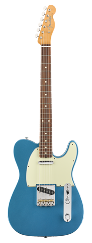 GUITARRA FENDER VINTERA 60S TELECASTER MODIFIED PAU FERRO 014-9893-302 LAKE PLACID BLUE