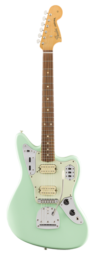 GUITARRA FENDER VINTERA 60S JAGUAR MODIFIED HH PAU FERRO 014-9813-357 SURF GREEN