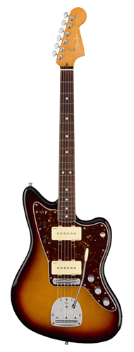GUITARRA FENDER AM ULTRA JAZZMASTER ROSEWOOD 011-8050-712 ULTRABURST