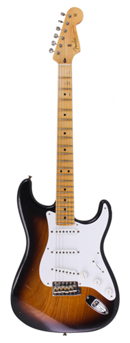GUITARRA FENDER SIG SERIES ERIC CLAPTON CUSTOM SHOP JOURNEYMAN RELIC 150-7002-803 2-TONE SB