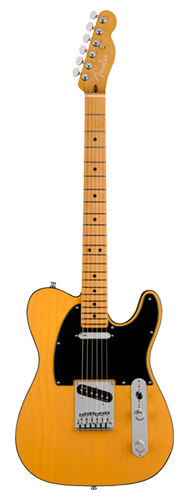 GUITARRA FENDER AM ULTRA TELECASTER MAPLE 011-8032-750 BUTTERSCOTCH BLONDE
