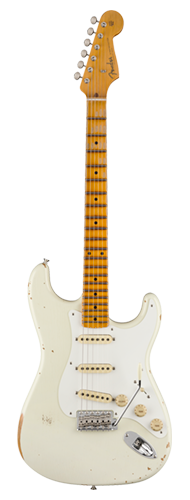 GUITARRA FENDER 56 STRATOCASTER TIME MACHINE RELIC 923-5001-131 INDIA IVORY