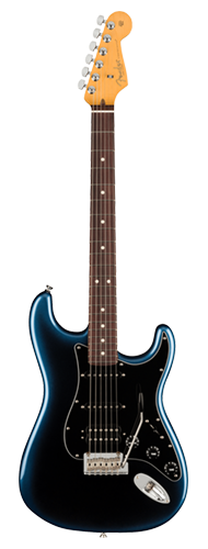 GUITARRA FENDER AM PROFESSIONAL II STRATOCASTER HSS RW 011-3910-761 DARK NIGHT