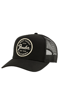 BONÉ FENDER WEST COAST TRUCKER HAT 919-0134-000