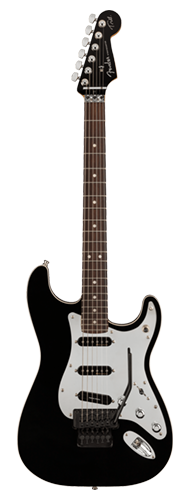 GUITARRA FENDER SIG SERIES TOM MORELLO STRATOCASTER 014-0350-706 BLACK