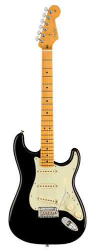 GUITARRA FENDER AM PROFESSIONAL II STRATOCASTER MN 011-3902-706 BLACK