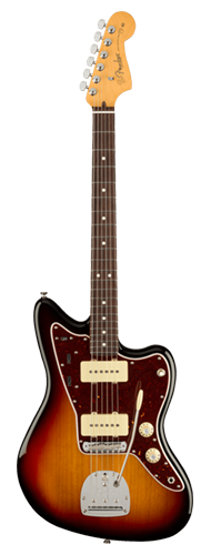 GUITARRA FENDER AM PROFESSIONAL II JAZZMASTER RW 011-3970-700 3-COLOR SUNBURST