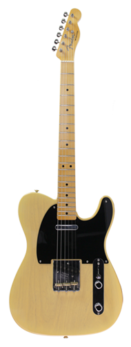 GUITARRA FENDER 70 BROADCASTER LTD EDITION 70TH ANNIVERSARY 923-5001-120 FADED NOCASTER BLONDE