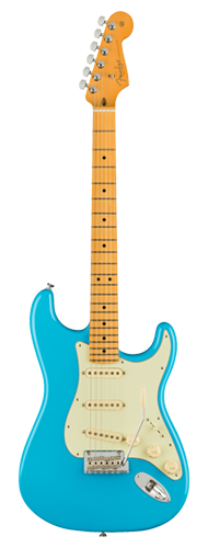 GUITARRA FENDER AM PROFESSIONAL II STRATOCASTER MN 011-3902-719 MIAMI BLUE