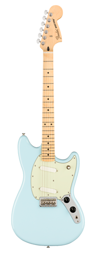 GUITARRA FENDER PLAYER MUSTANG MN 014-4042-572 SONIC BLUE