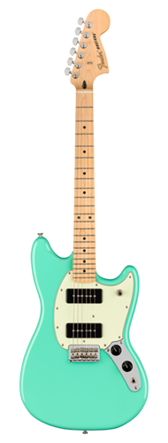 GUITARRA FENDER PLAYER MUSTANG 90 MN 014-4142-573 SEAFOAM GREEN