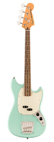 CONTRABAIXO FENDER SQUIER CLASSIC VIBE 60S MUSTANG BASS LR - 037-4570-557 - SURF GREEN