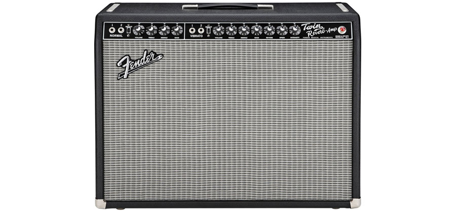 COMBO FENDER '65 TWIN REVERB - 021-7300-000