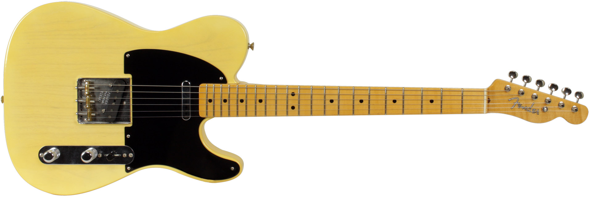 GUITARRA FENDER 51 NOCASTER LUSH CLOSED CLASSIC 2018 COLLECTION 923-5000-524 F.NOCASTER BLOND