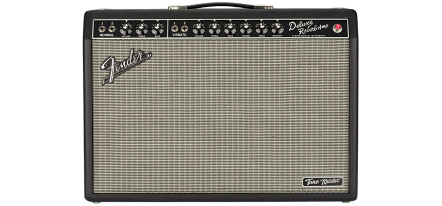COMBO FENDER TONE MASTER DELUXE REVERB - 227-4100-000